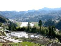 信州伊那谷の南端泰阜(やすおか)村